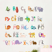 ABCD Baby Nursery Wall Stickers 1