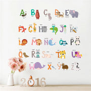 ABCD Baby Nursery Wall Stickers main