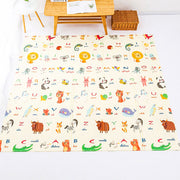 ABCD Reversible Baby Play Mat