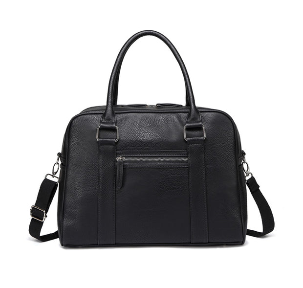 Aaryaa Carry All Nappy Bag - Black