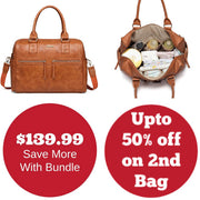 Adele Bundle Nappy Bag - Upto 50% off on 2nd Bag