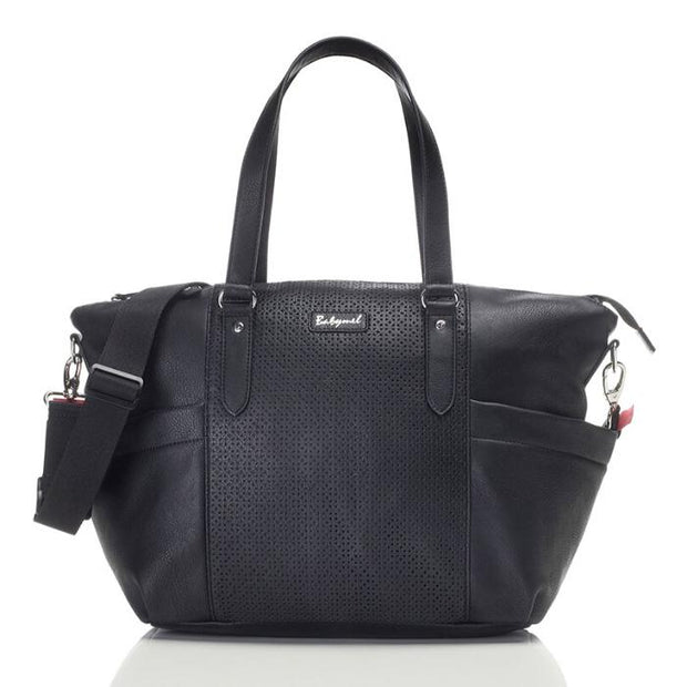 Babymel Anya Nappy Bag Black