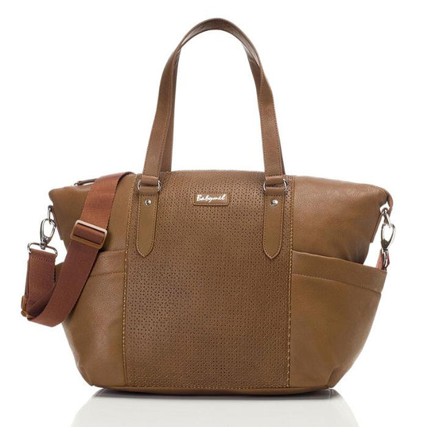 Babymel Anya Tan Nappy Bag