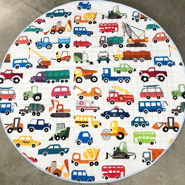 Cars Baby Play Mat