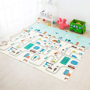 City Roads Reversible Baby Play Mat