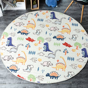 Colorful Dino Baby Play Mat