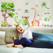 Dinosaurs Nursery Wall Stickers