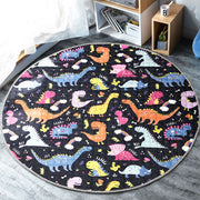 Dinosaurs Baby Play Mat Front