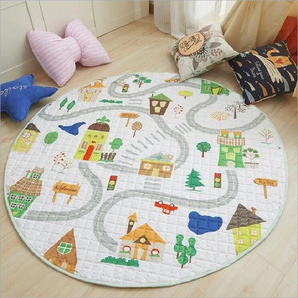 Downtown Baby Play Mat