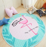 Flamingo Play Mat
