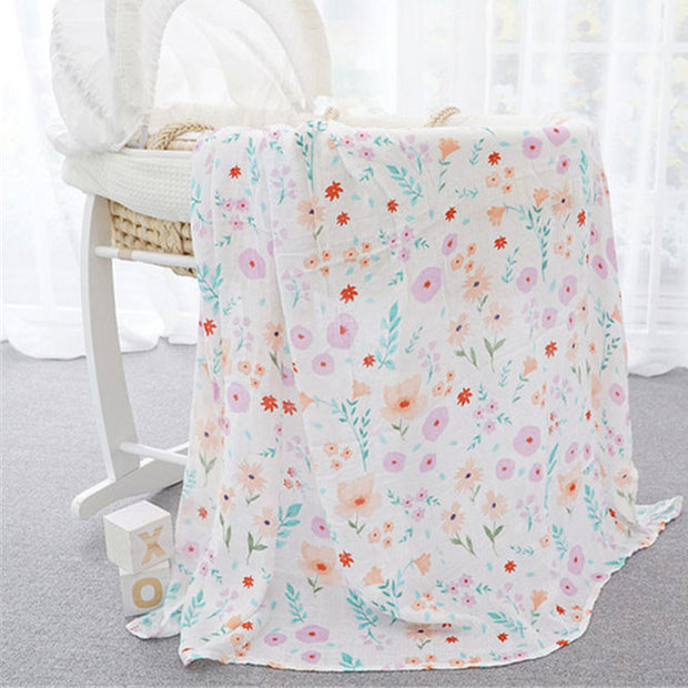 Flora Baby Swaddle Wrap Full