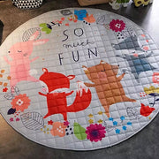 Fox Baby Play Mat