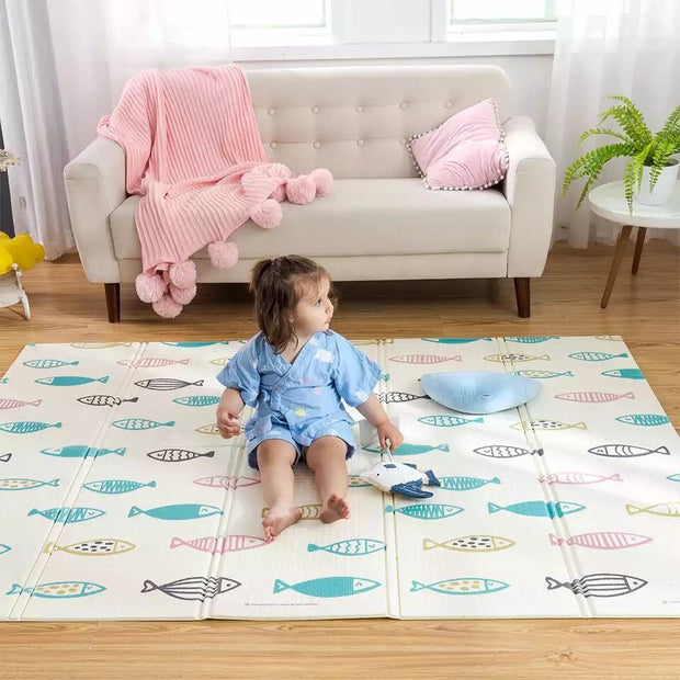 Fun Fish Baby Play Mat