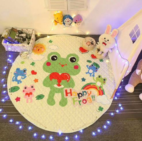 Happy Frog Baby Play Mat