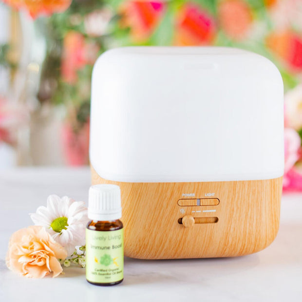 Lively Living Aroma Dream Ultrasonic Diffuser Front
