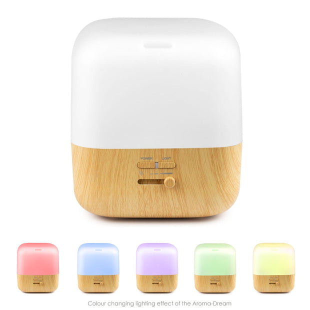 Lively Living Aroma Dream Ultrasonic Diffuser
