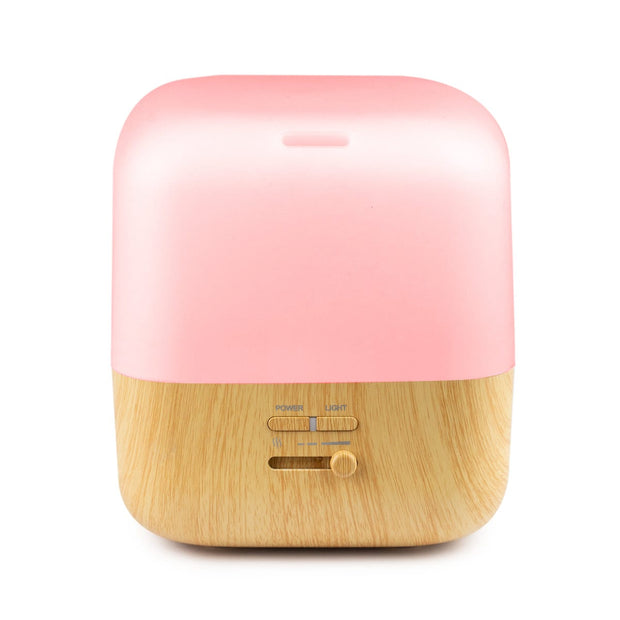 Lively Living Aroma Dream Ultrasonic Diffuser color changing