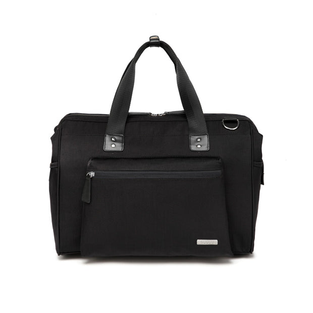 Carry All Higrace Nappy Bag - Black