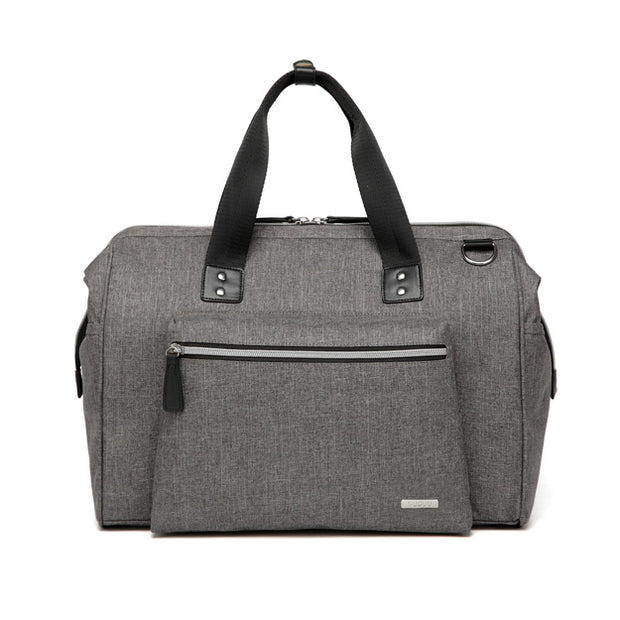 Carry All Higrace Nappy Bag - Grey