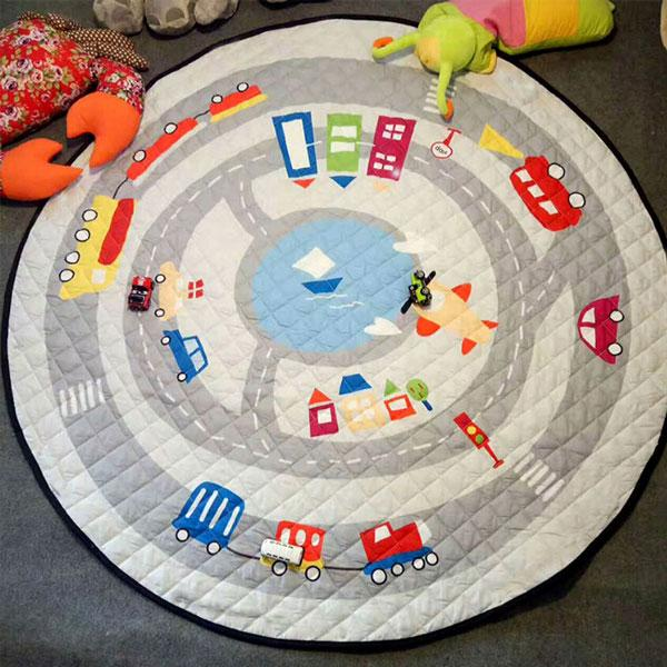 On The Move Baby Play Mat
