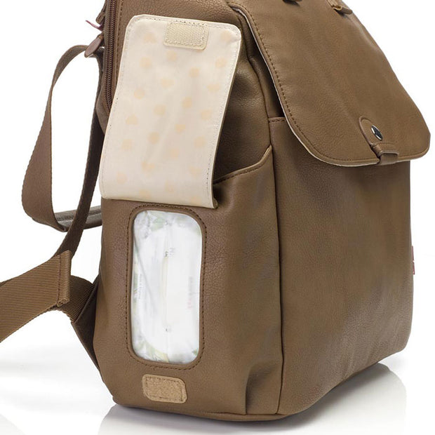 Babymel Robyn Convertible Backpack Vegan Leather