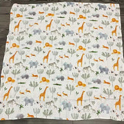 Safari Baby Swaddle Wrap Full