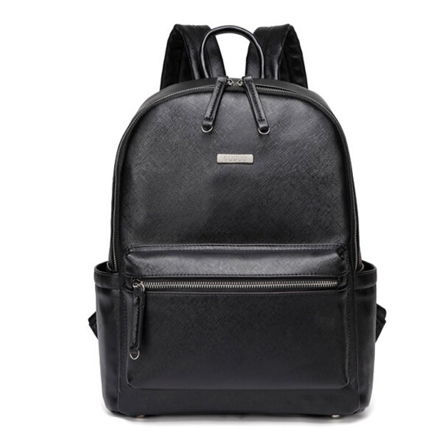 Smart Viv Nappy Bag Backpack - Black