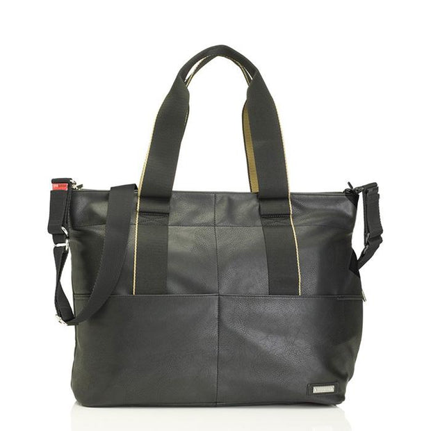 Storksak Eden Black Nappy Bag