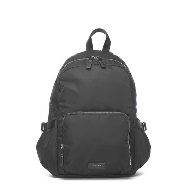Storksak Hero Black Nappy Bag Backpack