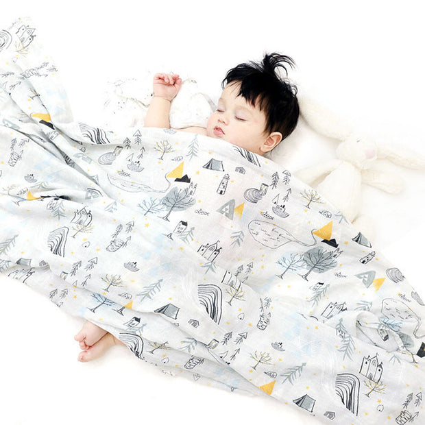 Uptown Baby Swaddle Wrap 120-120 cm