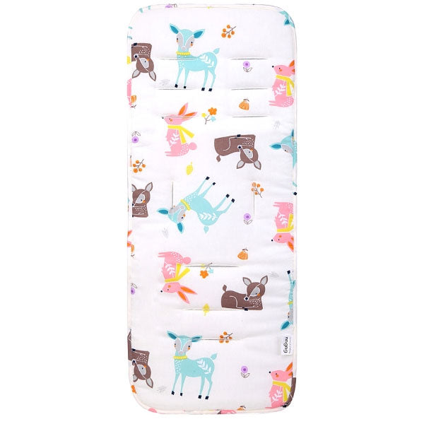 Woodland Animals Pram Liner