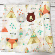 Woods Baby Swaddle Wrap