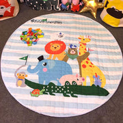 Zoo Friends Baby Play Mat