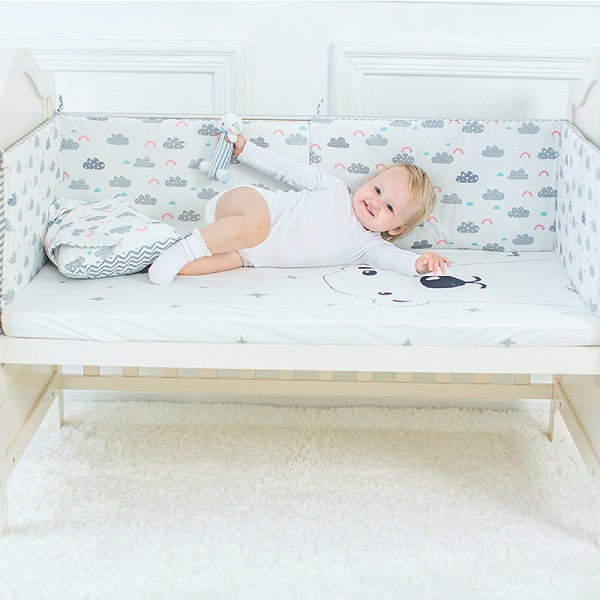 Big Bear Hug Cot Sheet