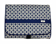 Snowflake Blue Change Wallet - Gr8x