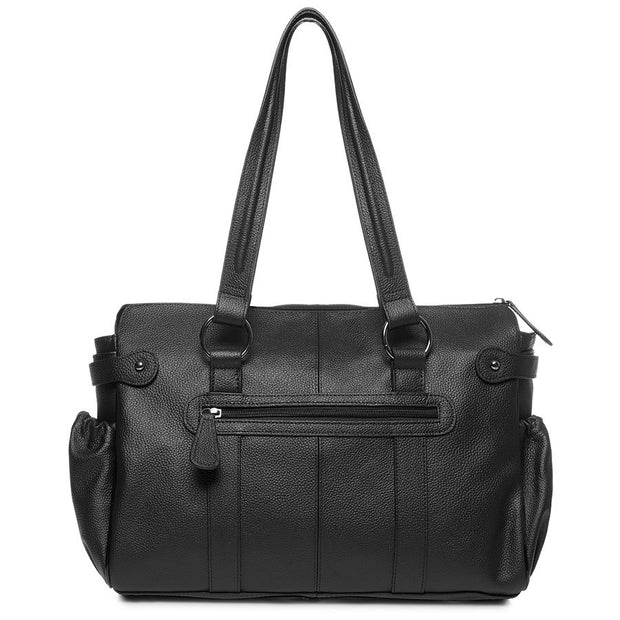 Mia Leather Tote - Iltutto