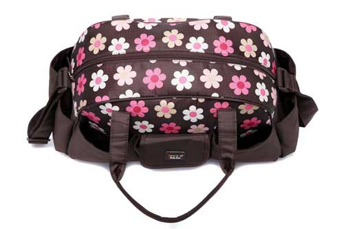 Libby Floral Large Hobo