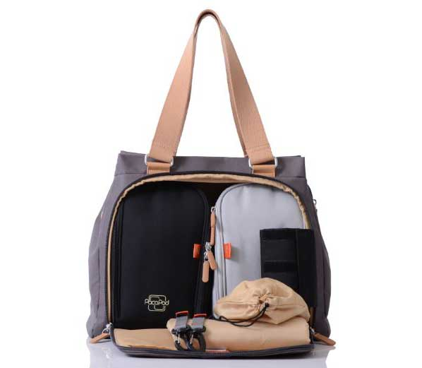 PacaPod Richmond Nappy Bag