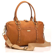 Storksak Elizabeth Leather Nappy Bag