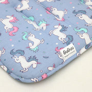 Flying Unicorns Pram Liner