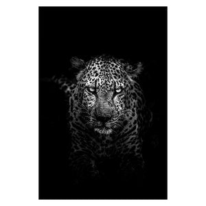 Canvas Painting Animal Wall Art - quasituttogratis