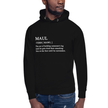 Load image into Gallery viewer, Maul Meaning Premium Hoodie