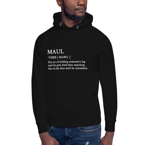 Maul Meaning Premium Hoodie