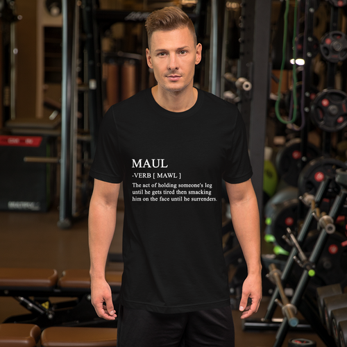 Maul Meaning Premium T-Shirt