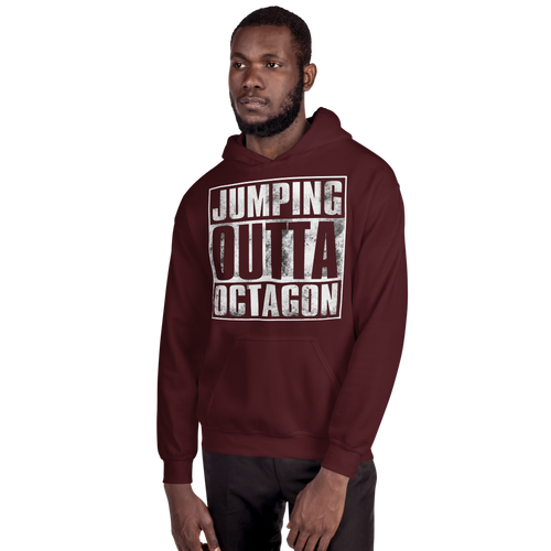 JUMPING OUTTA OCTAGON Hoodie