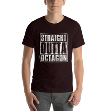 Load image into Gallery viewer, STRAIGHT OUTTA OCTAGON Premium T-shirt