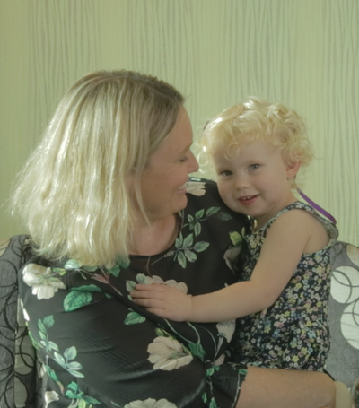 Neave Barrett - Youngest Cochlear™ Nucleus® Implanted Child in South Africa