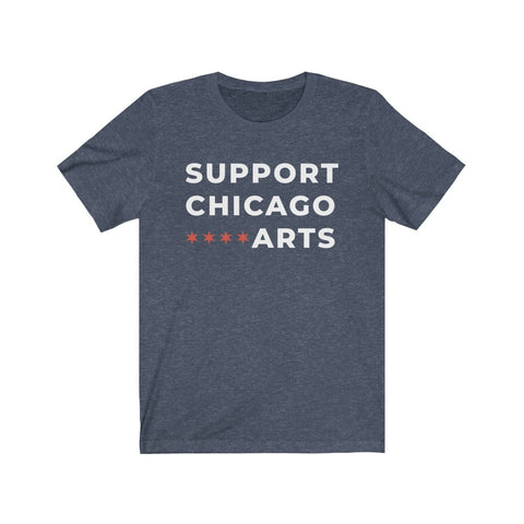 Support Chicago Arts Tee