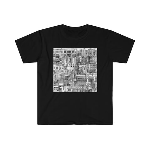 Tiny Guide Unisex Softstyle T-Shirt