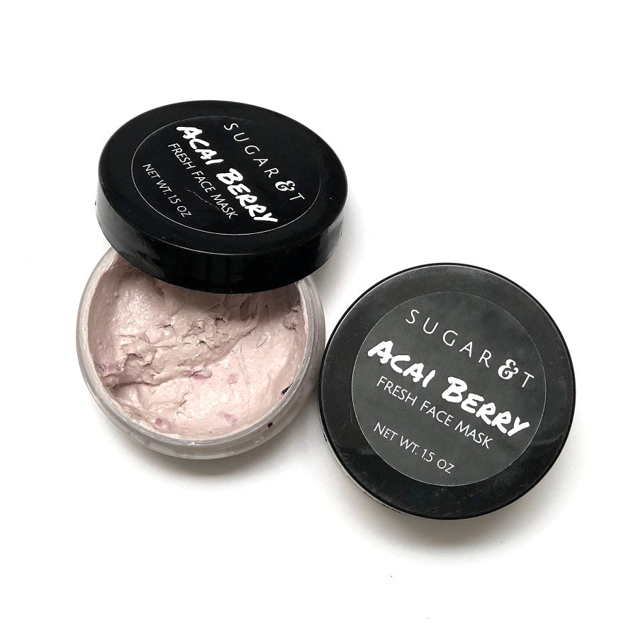 Acai Berry Fresh Face Mask (pickup only)